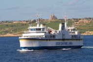 Special ferry arrangements for Nabucco