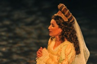 Miriam Cauchi starring as Desdemona