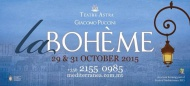 Teatru Astra announces opera La Boheme for 2015