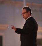 John Galea assumes the role of Astra's opera conductor