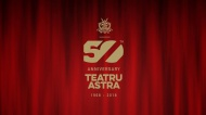 Happy 50th birthday Teatru Astra