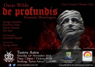 Performance of Oscar Wilde's De Profundis